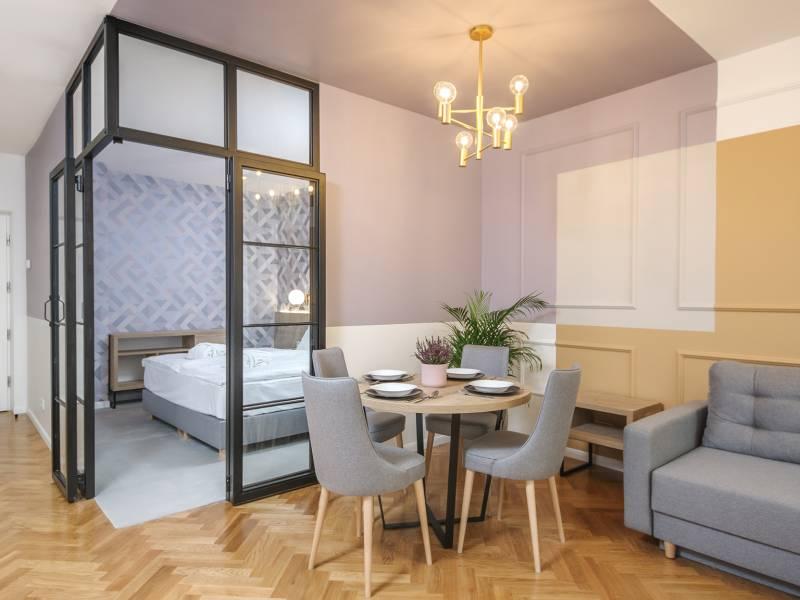 Ermine-Suites.com – piękne apartamenty w Krakowie