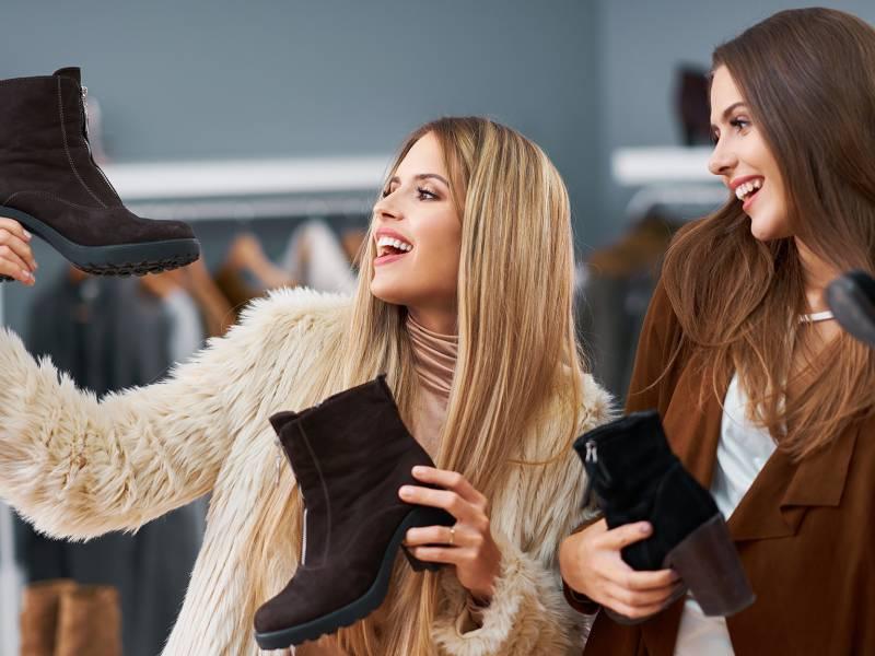 Sklep e-commerce z damskim obuwiem