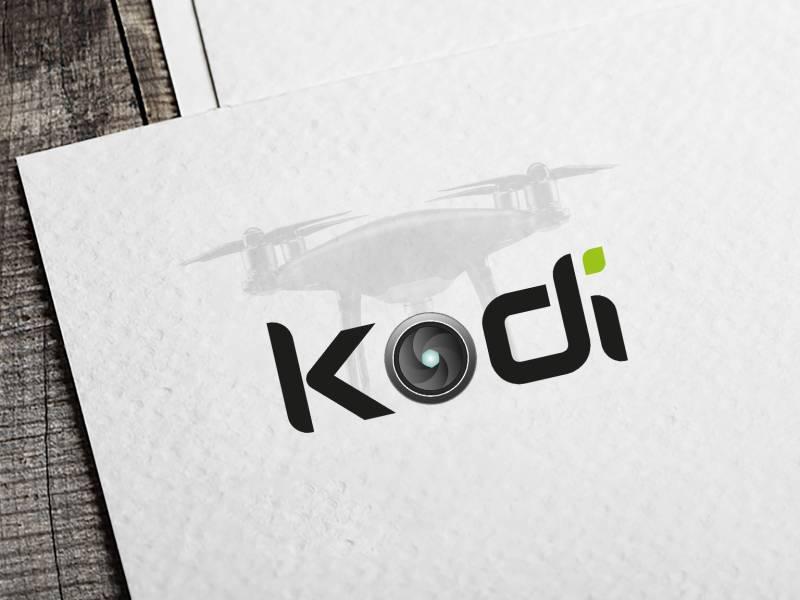 Projekt i realizacja logo KODI